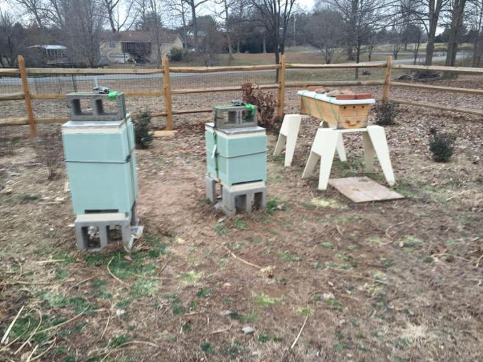 160122a Insulated Hives