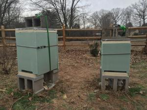 160122b Insulated Hives