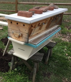 150409a Hive Stand